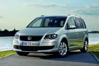 Volkswagen пуска Touran Freestyle