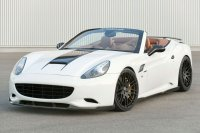 Hamann с тунинг програма за Ferrari California