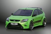 Ford Focus RS получи 360к.с. от Wolf Racing