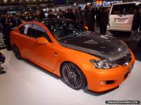 Lexus IS F Circuit Club Sport Concept блести в Токио