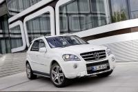 Mercedes ML 63 AMG – Game Over