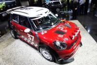 Париж 2010: Mini Countryman WRC
