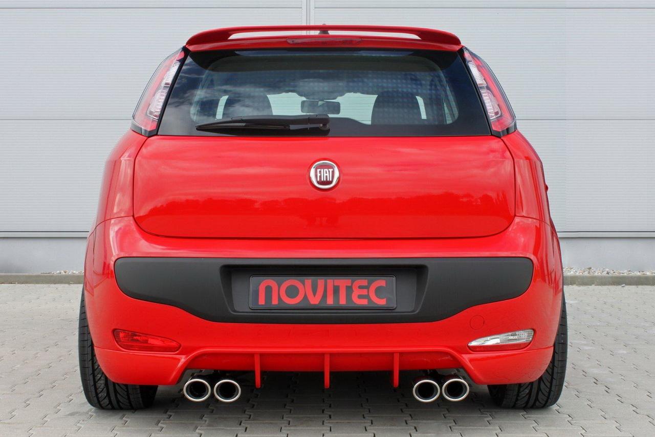 2011 Fiat Punto Evo have Sport