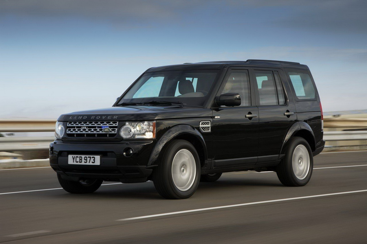 Land Rover Discovery Armored