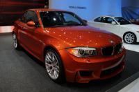 Детройт 2011: BMW 1-Series M Coupe