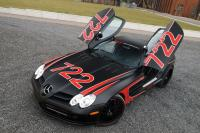 edo Competition представи Mercedes SLR 722 Black Arrow