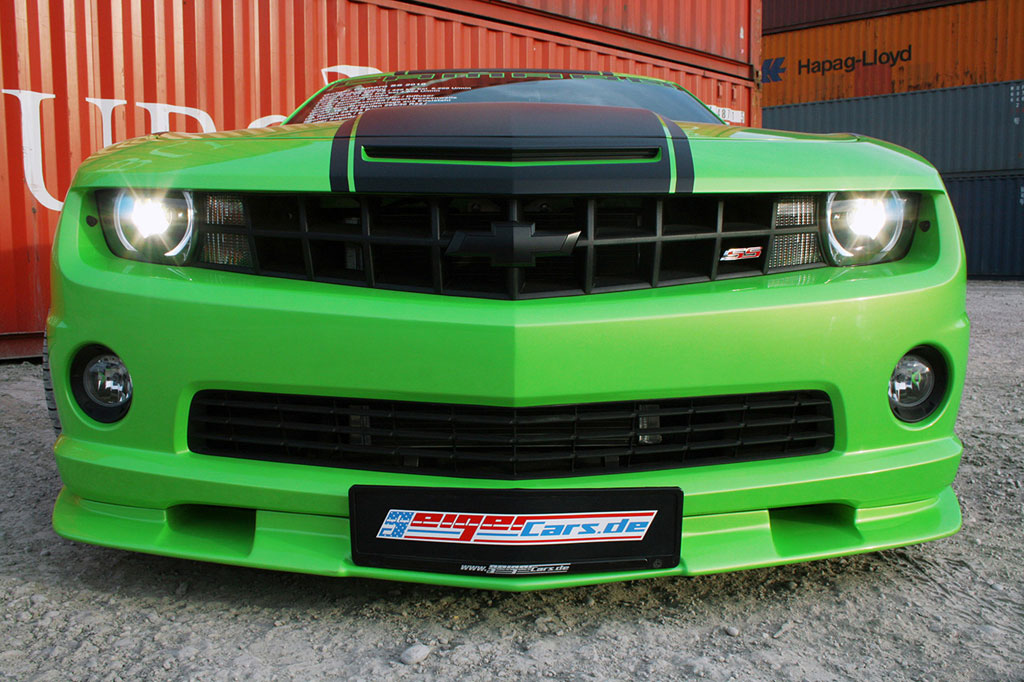Chevrolet Camaro SS от GeigerCars