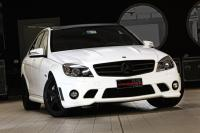 Mercedes C 63 AMG WhiteStorm