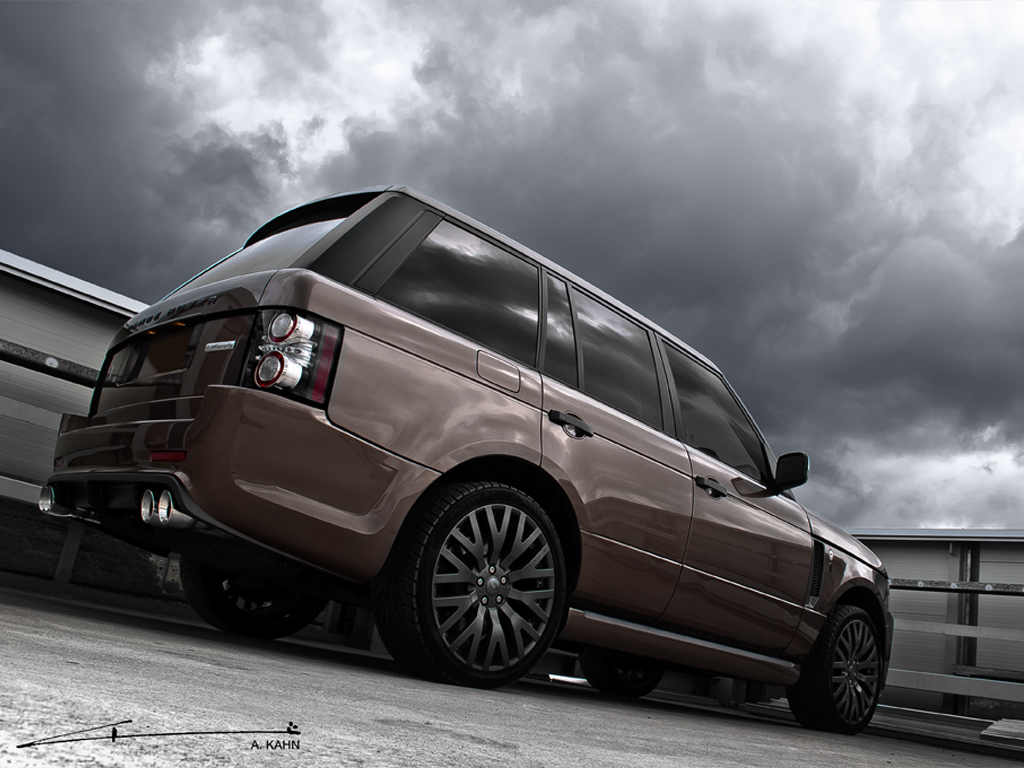 Range Rover Autobiography RS600 Cosworth