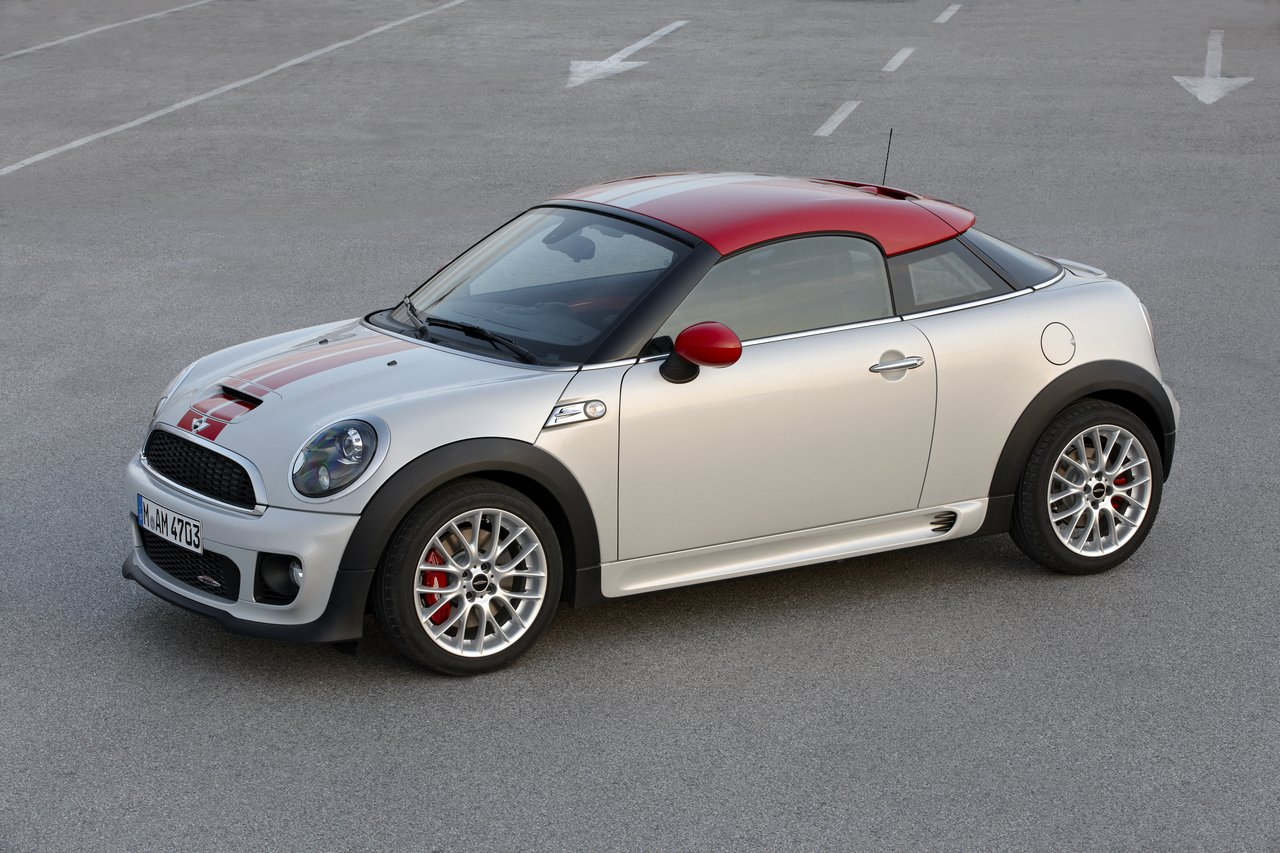 Mini Coupe JCW