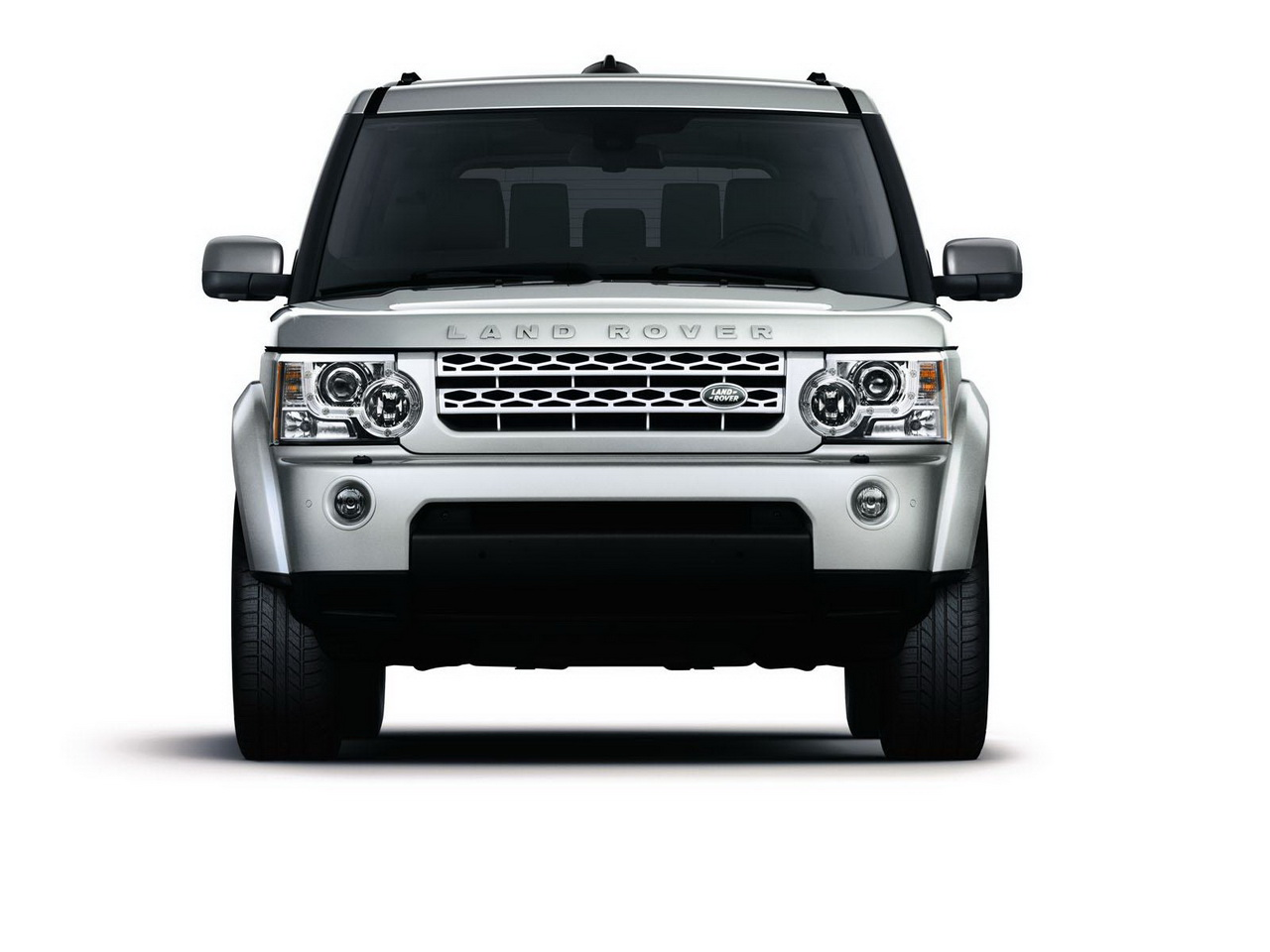 Land Rover Discovery и Range Rover Sport 2012