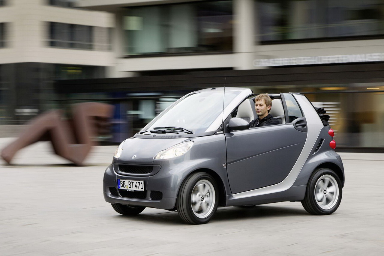 Smart ForTwo PearlGrey Edition