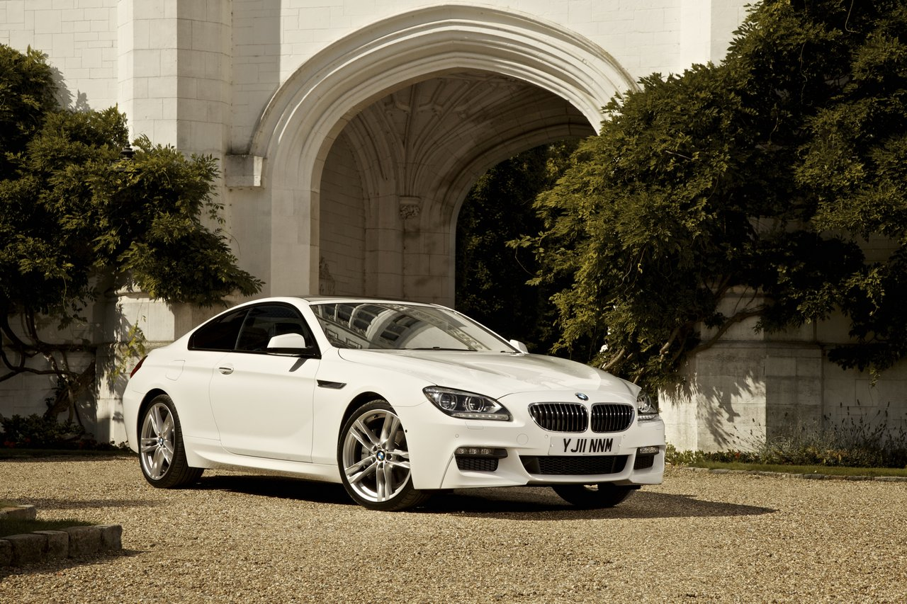 BMW 6-Series Coupe M-Sport Package (нови снимки)