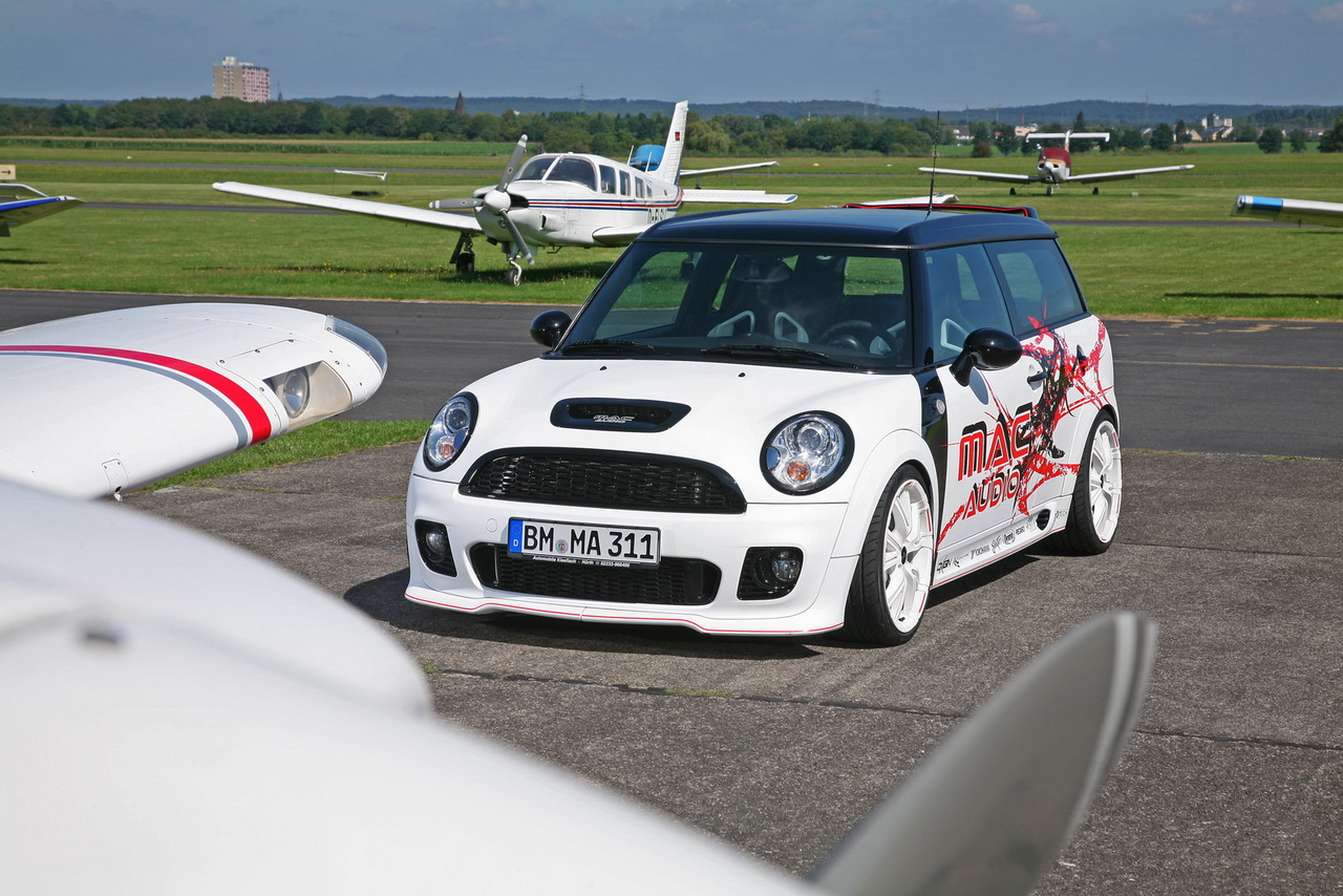 Mini Clubman JCW от Wimmer RS