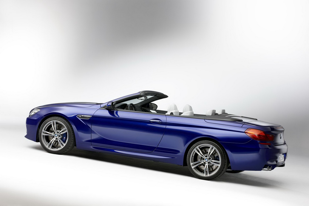 BMW M6 Coupe и M6 Convertible 2012