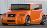 New York Auto Show: Scion Hako Coupe Concept